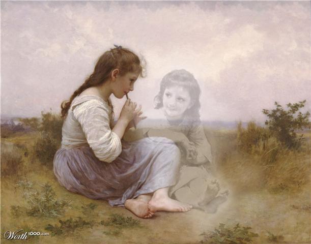 O anjo da guarda fraco - http://goo.gl/XdQmcM