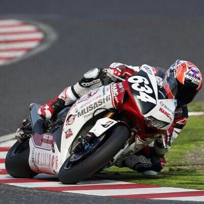 Casey Stoner test honda for 8h suzuka 2015