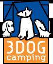 3DOG camping - Logo