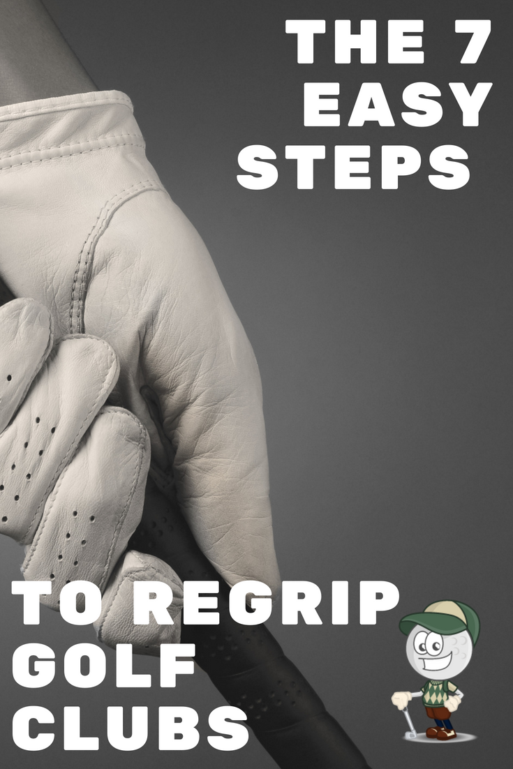 How to Regrip Golf Clubs in Less Than 5 Minutes ...