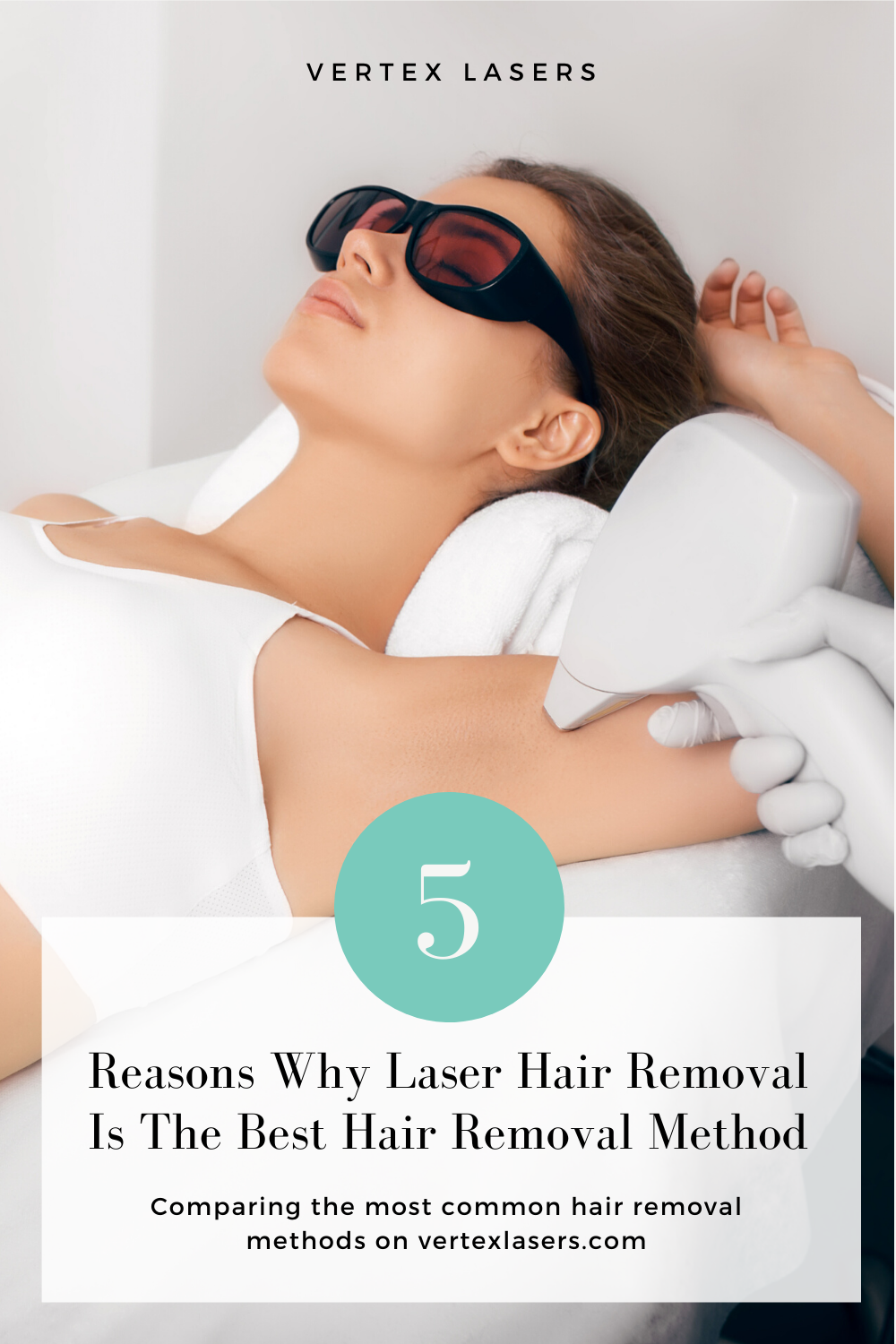 Why Laser Hair Removal Is The Best Hair Removal Method In 2020