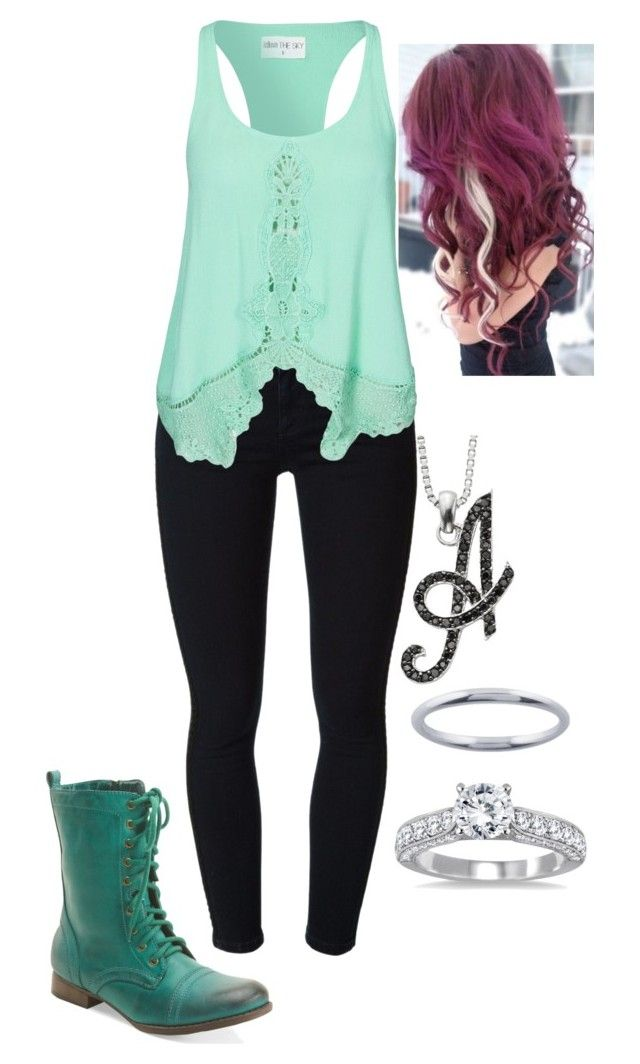 """Untitled #1153"" by strangerthanfanfiction713 on Polyvore featuring STELLA McCARTNEY, Kiss The Sky and Aéropostale"