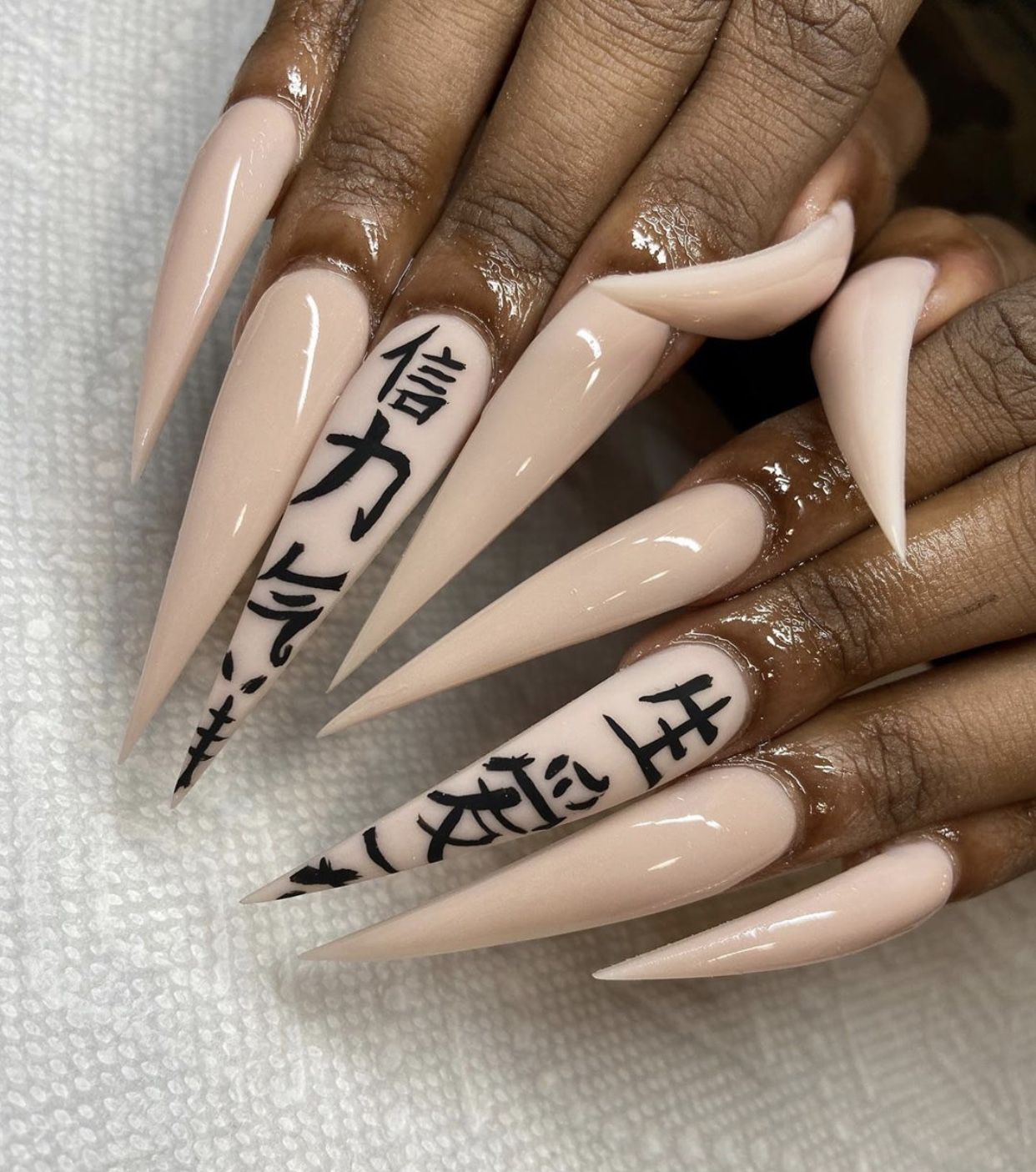 Pin By Alexis Malone On Prom Nails Swag Nails Best Acrylic