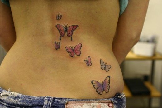 8fe57f59e26e7 Massive Collection of Best Butterfly Tattoo Designs   YusraBlog.com ...