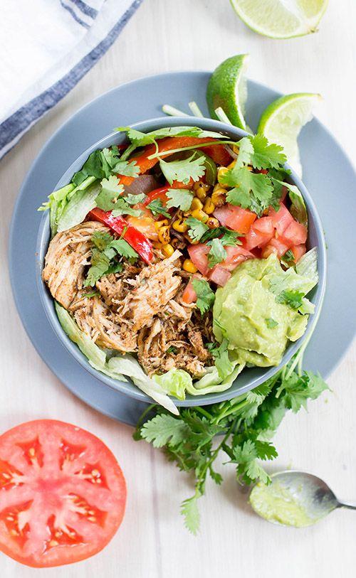 Cool Ranch Shredded Chicken Tacos (Crockpot Recipe) – New Leaf Wellness