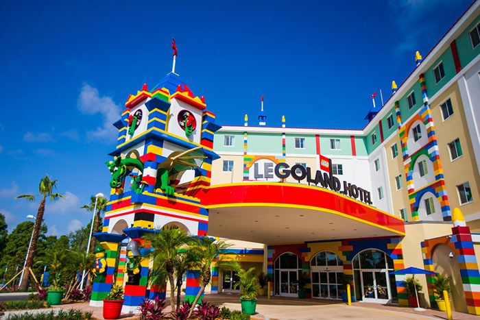 The Lego Hotel In Florida Has Finally Opened Its Doors… And It's ...