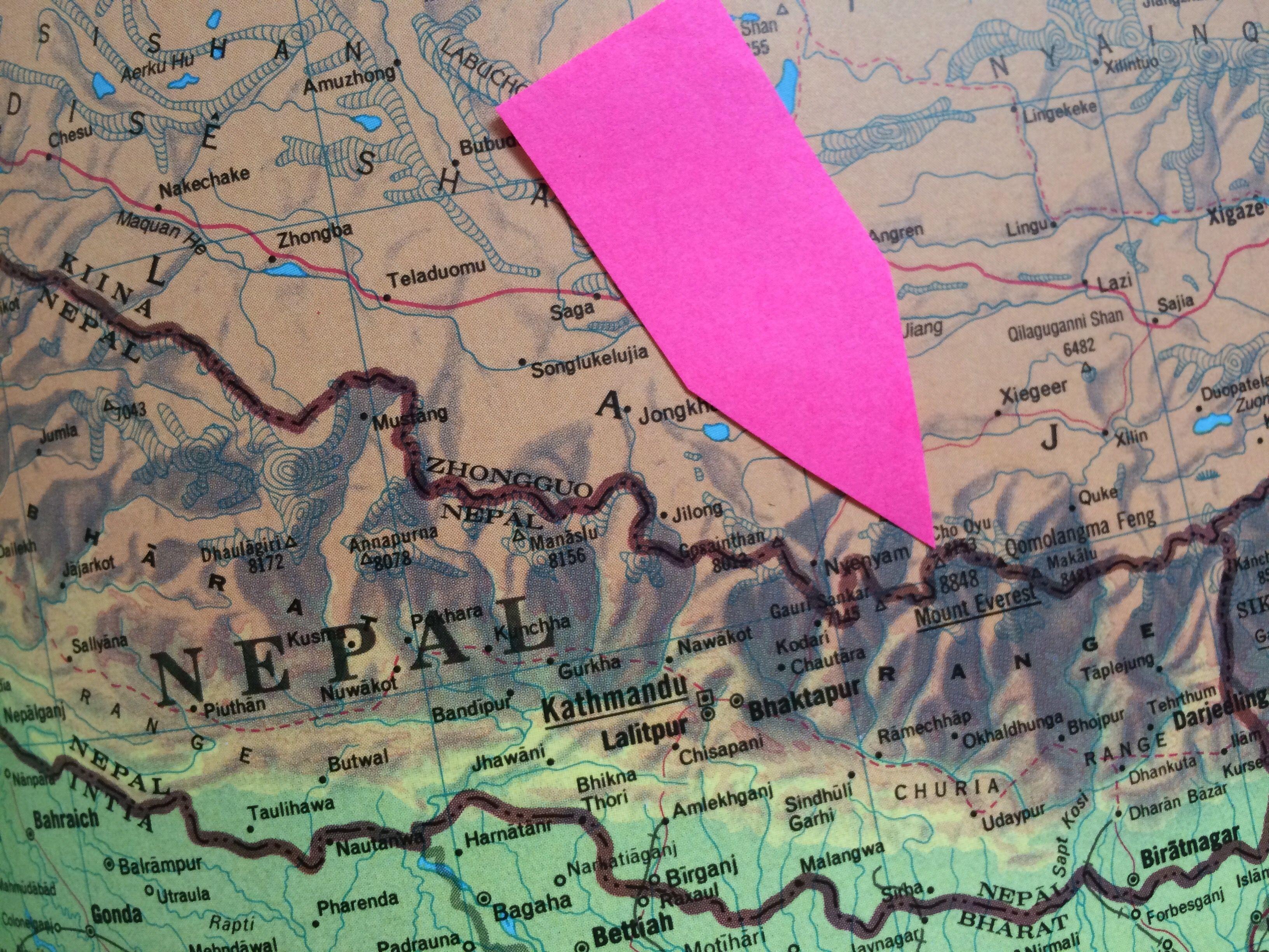 """Bloggaukseni """"Everestin matkan valmistelua: matkaopas ja matkasuunnitelma"""". http://reissupiritta.com/?p=48"""