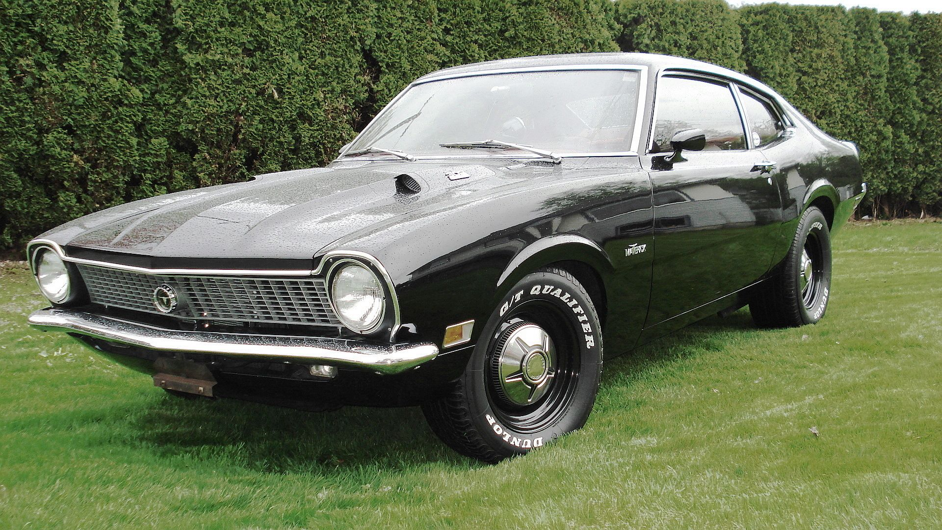 My 1970 Maverick Today 2011 With Images Ford Maverick Old