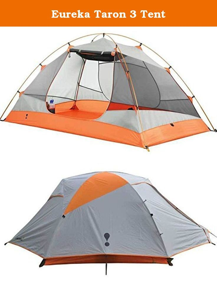 Eureka Taron 3 Tent. The Eureka! Taron 3 backpacking tent sleeps 3 people and  sc 1 st  Pinterest : eureka 3 person tent - memphite.com