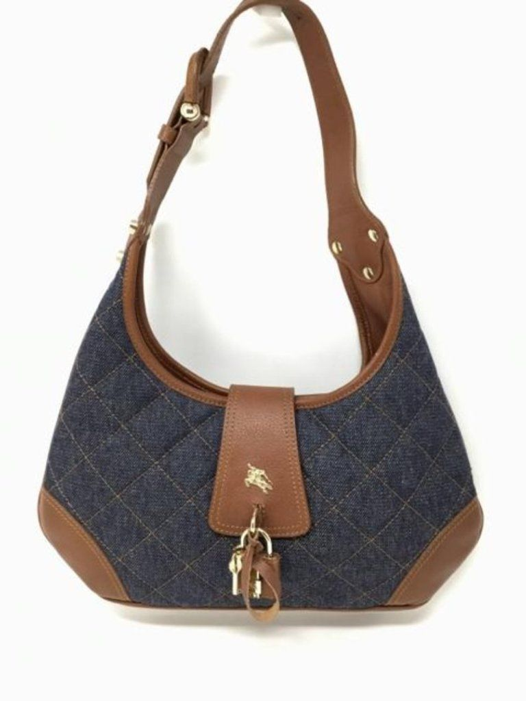 b329c8634e0c Burberry Brown Blue Quilted Purse Shop authentic designer handbags  ShopArticleConsignment.com.   Item may no longer be available if link  doesn t take you to ...