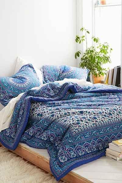 Magical Thinking Terra Medallion Comforter Home Home Decor Home Bedroom