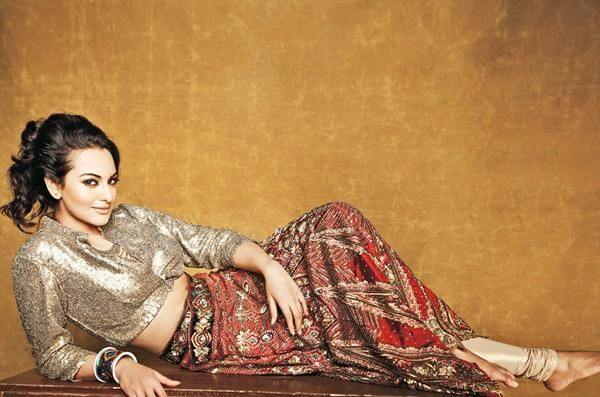 Sapna TV Live: Sonakshi Sinha Spicy Magazine Scans