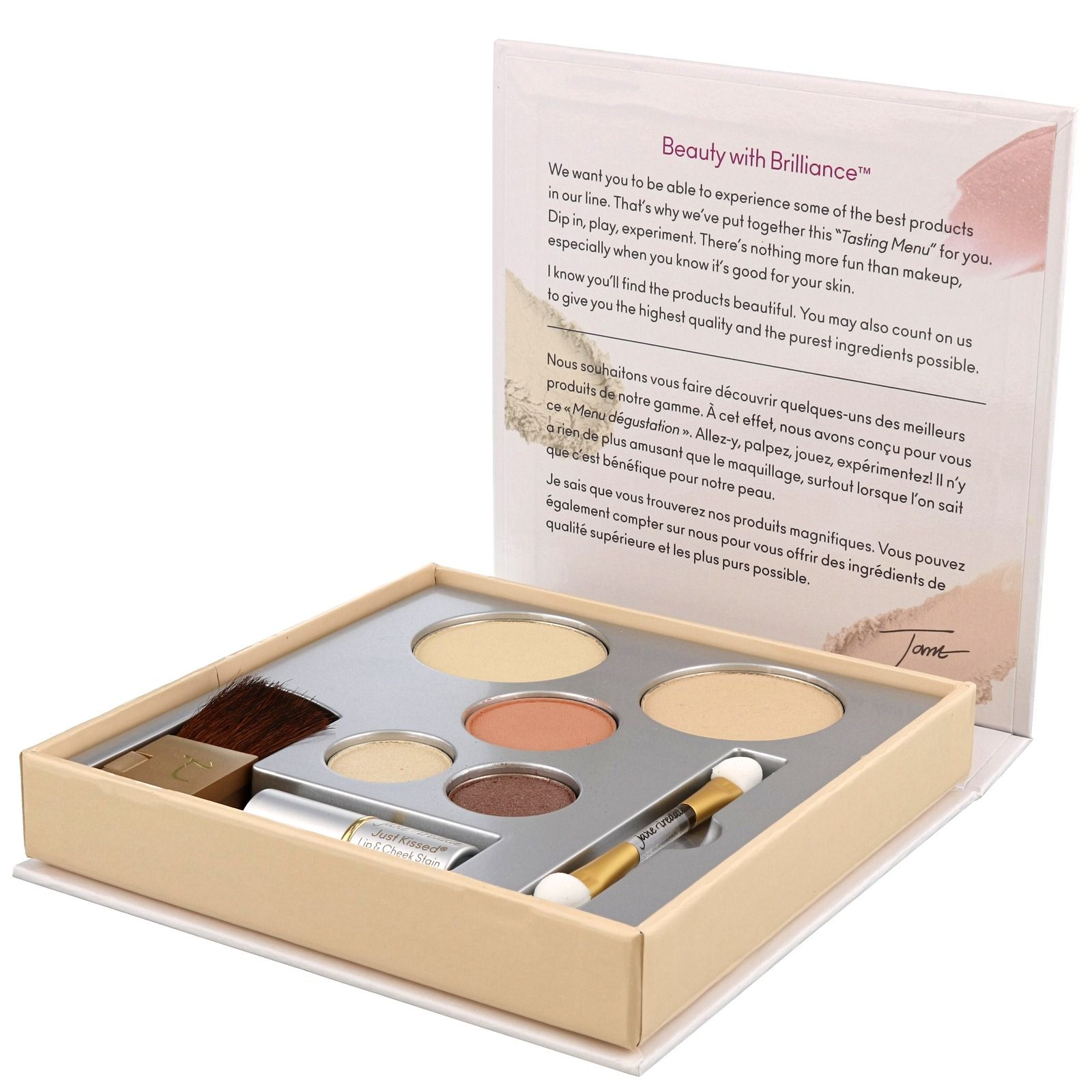 Jane Iredale Pure ` Simple Makeup Kit Light in 2020