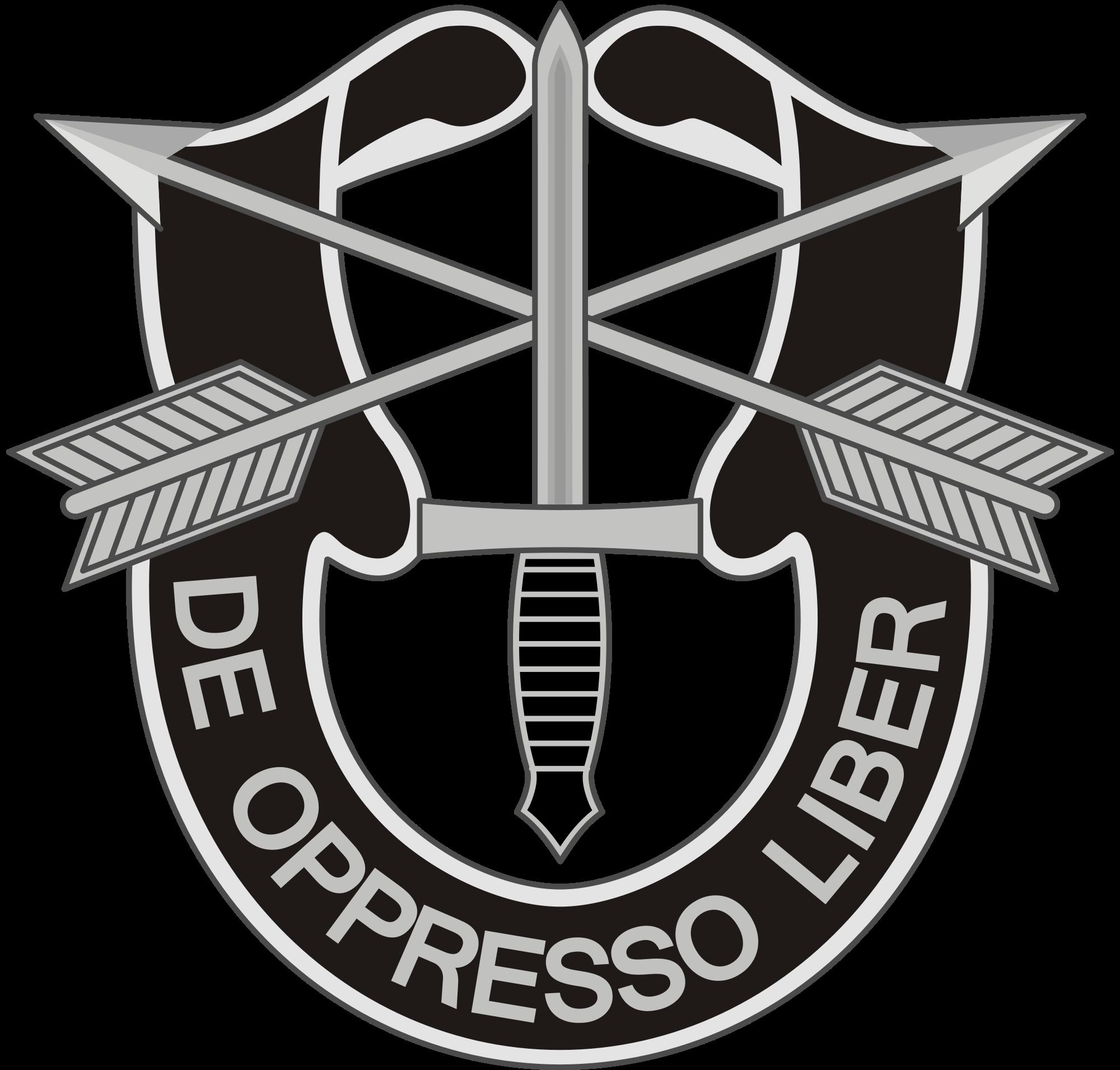 De Oppresso Liber tattoo Google Search Special forces