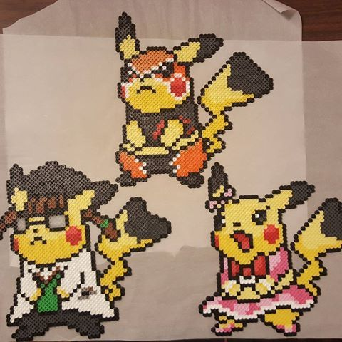 Related Image Perler Patterns Beaded Cross Stitch Pixel Art