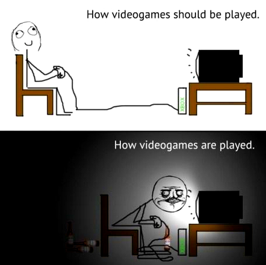 A Meme From The Vast Gaming Community Video Game Memes Videogames Game Quotes