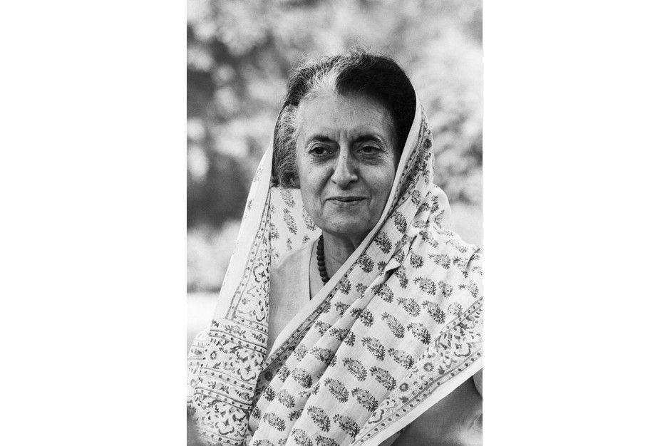 Indira Gandhi India's first and only female prime