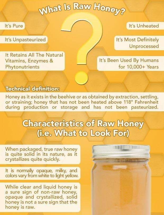 Many of you asks what raw honey is. So, here's a help to ...