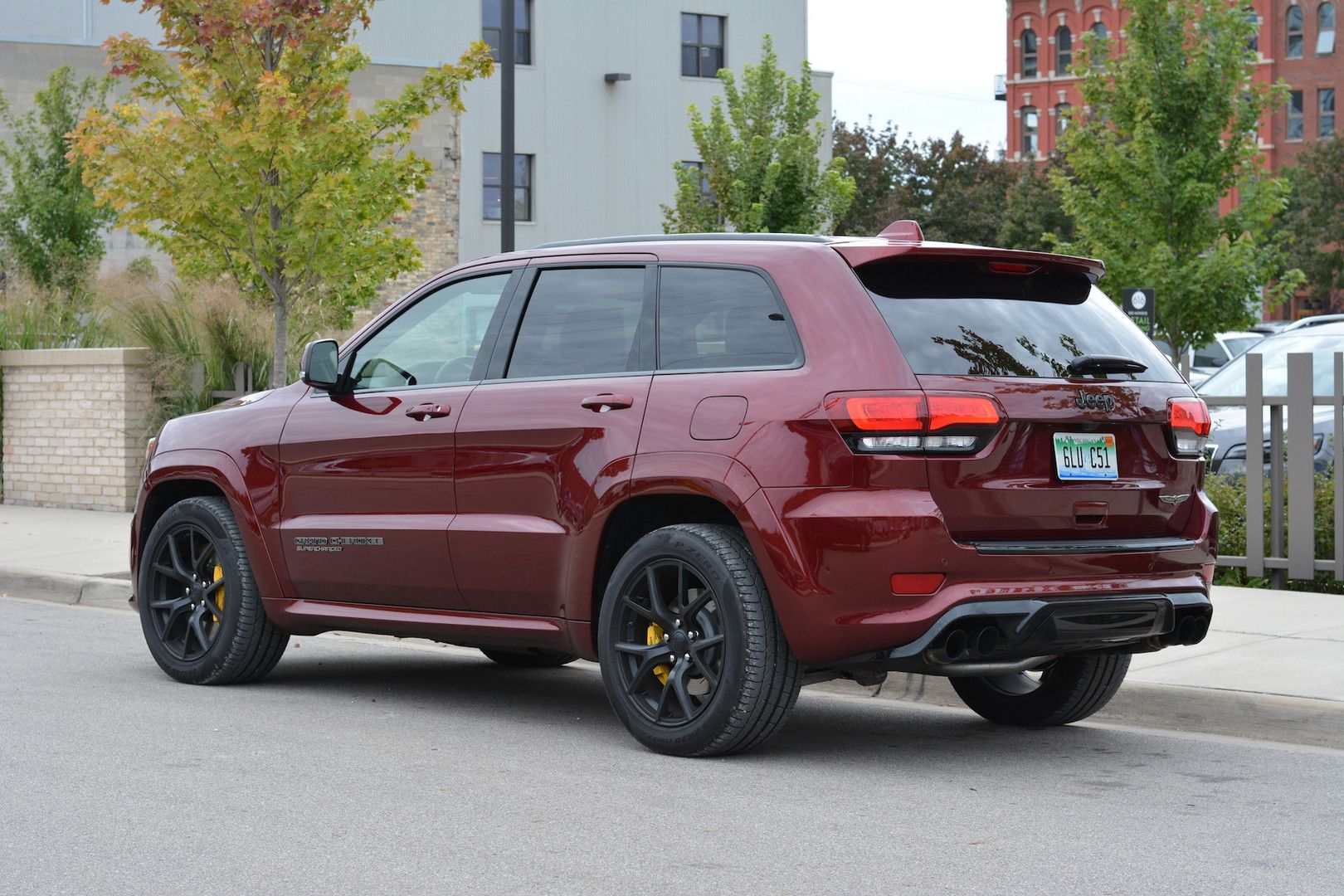 2019 Jeep Grand Cherokee Trackhawk Review Gtspirit In 2020