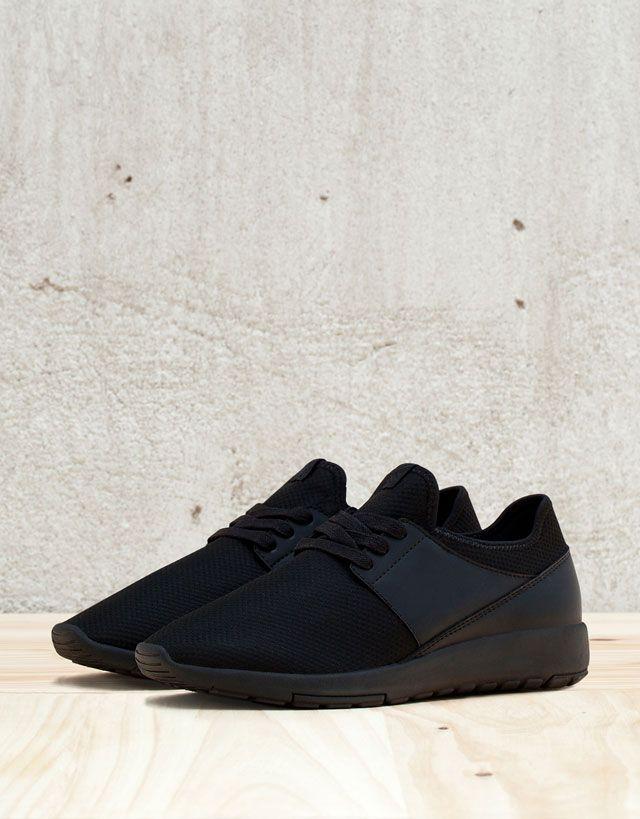 quality design dce6f aa40a Zapatos - HOMBRE - HOMBRE - Bershka Ecuador