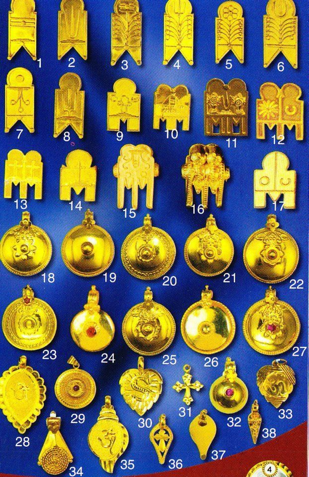 Telugu Thali Designs Thaali pendants used by | Life in 2019 | South