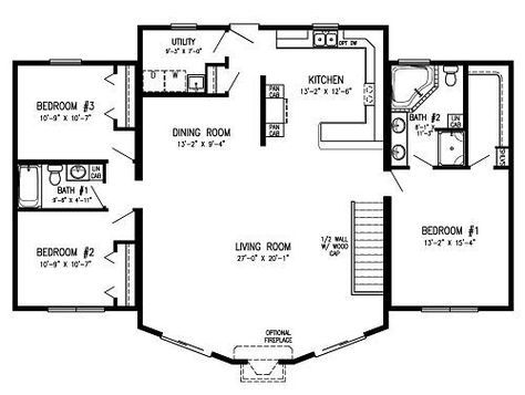 Top 20 Metal Barndominium Floor Plans For Your Home Modular Home Floor Plans Barndominium Floor Plans Cabin Floor Plans