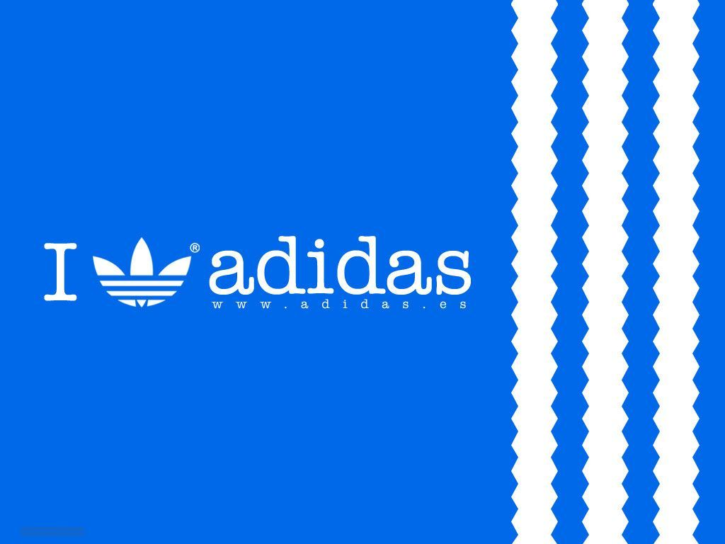adidas originals wallpaper azul