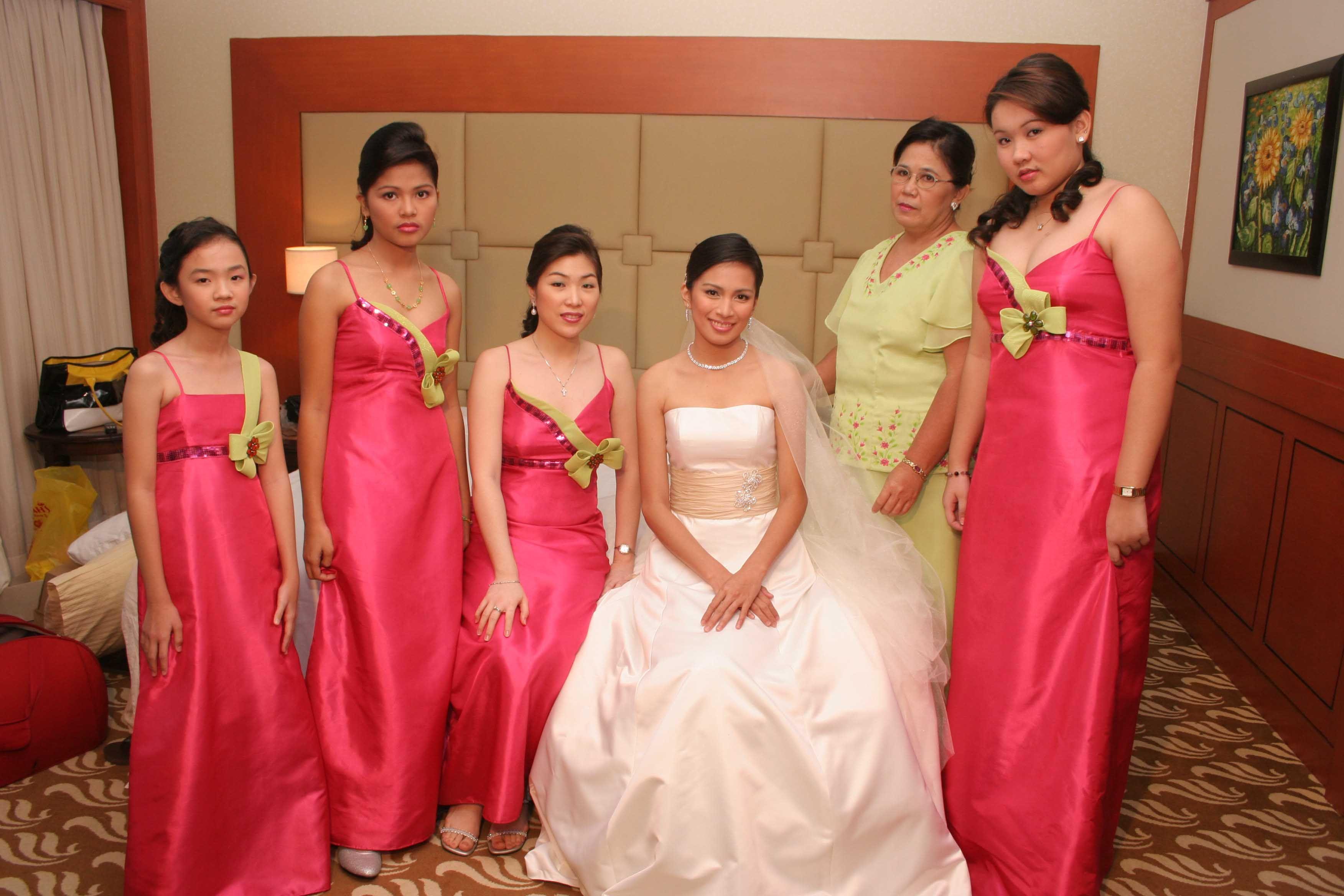 Pin by My Wedding Journey on Wedding Entourage | Pinterest ...