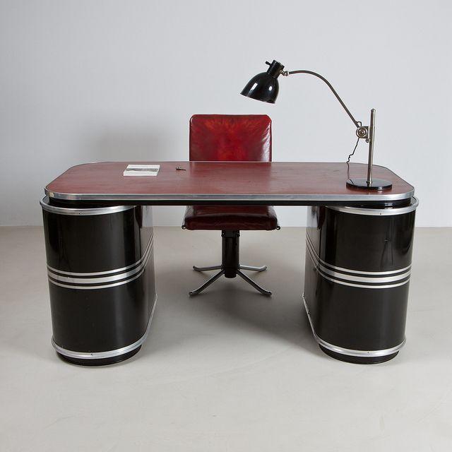 German Streamline Modernism Office Interior Design | Flickr   Photo Sharing!