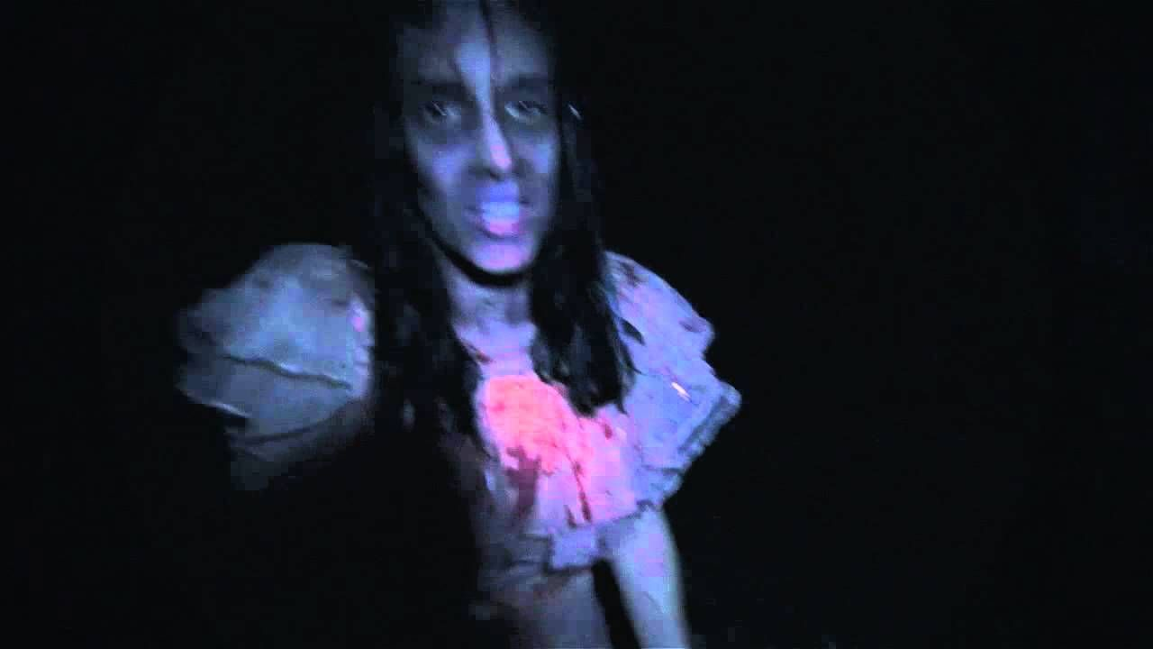 Casey as Carrie - Night of Terror at Creamy Acres | Wired\'s Tour of ...