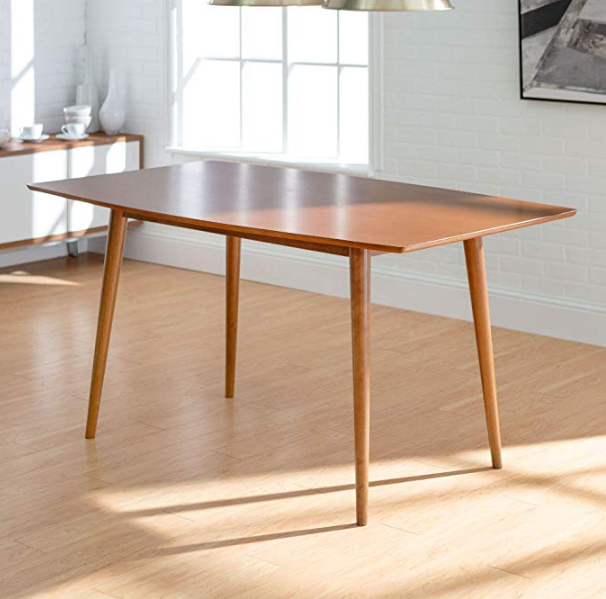 11 Affordable Mid Century Modern Dining Tables Midcentury Modern Dining Table Dining Table In Kitchen Mid Century Dining Table