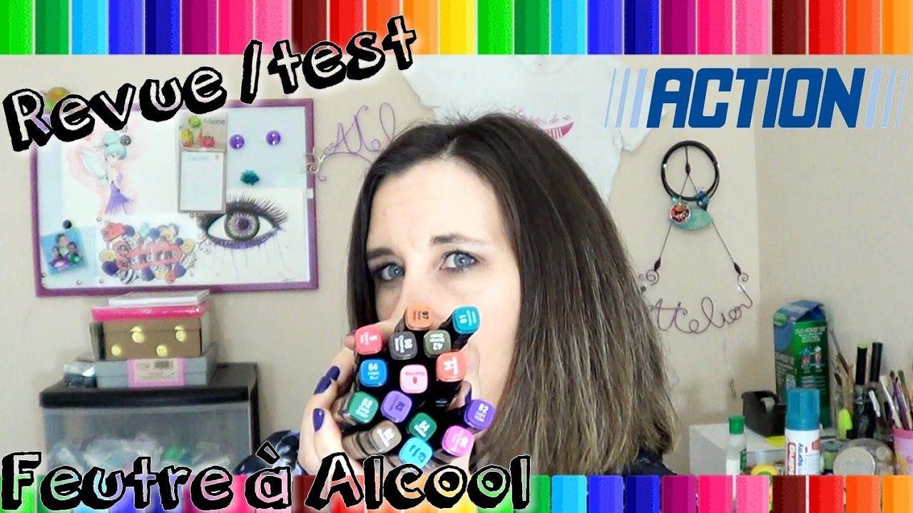Action Aquarelle Liquide Presentation Et Tests Colorisation
