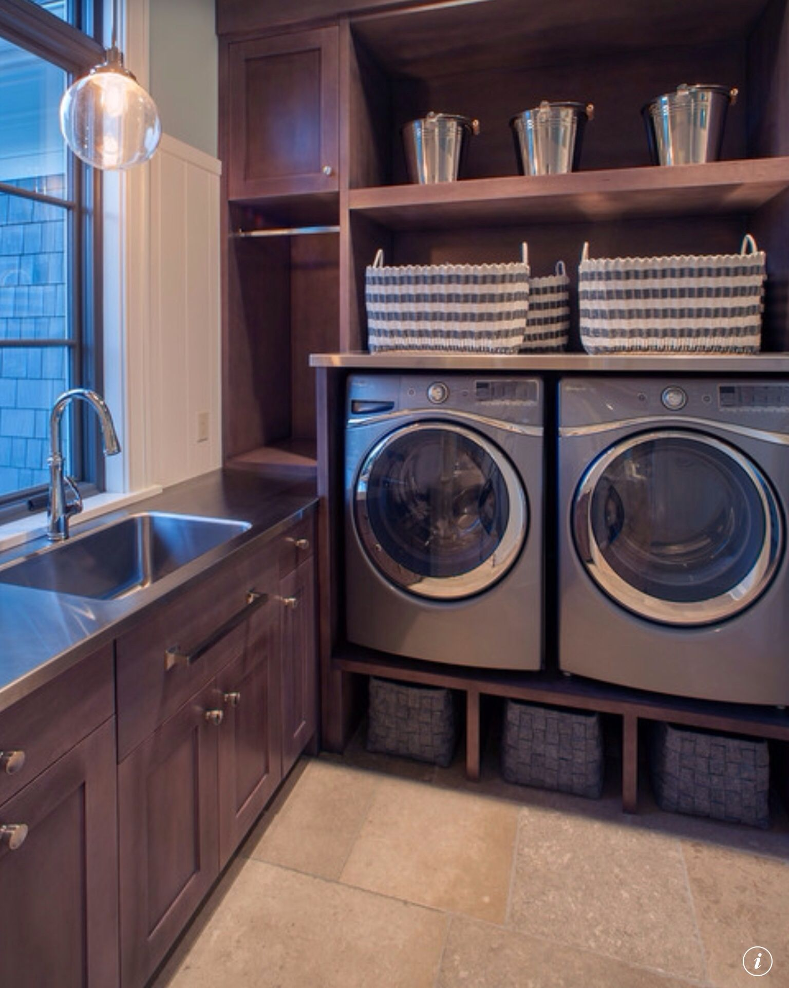 Armoire Buanderie 33 Laundry Room Shelving And Storage Ideas Pantries