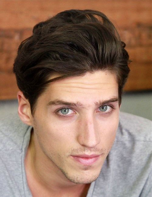 Outstanding Hairstyles Men Thick Hair And Simple Hairstyles On Pinterest Short Hairstyles Gunalazisus