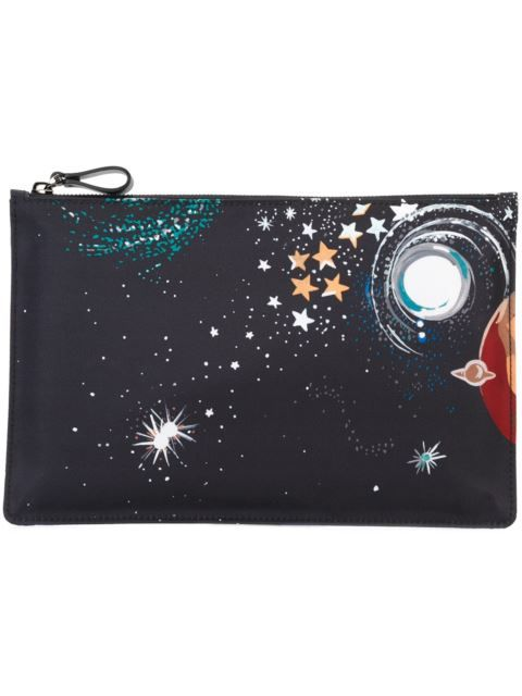 Shop Valentino Cosmo Clutch In O From The World S Best