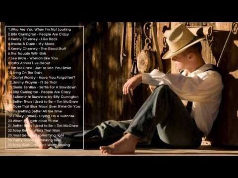 Best Country Songs Of All Time♪ღ♫Most Country Music Ever♪ღ