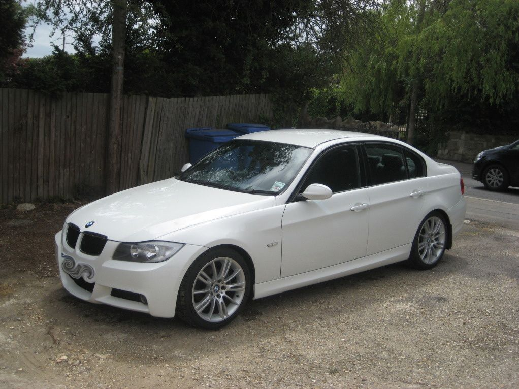 white bmw 320d e90 bmw 320d e46 bmw 320d bmw bmw white. Black Bedroom Furniture Sets. Home Design Ideas
