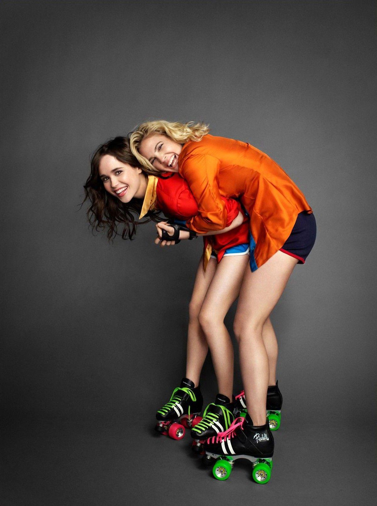 Roller Derby Movie With Drew Barrymore