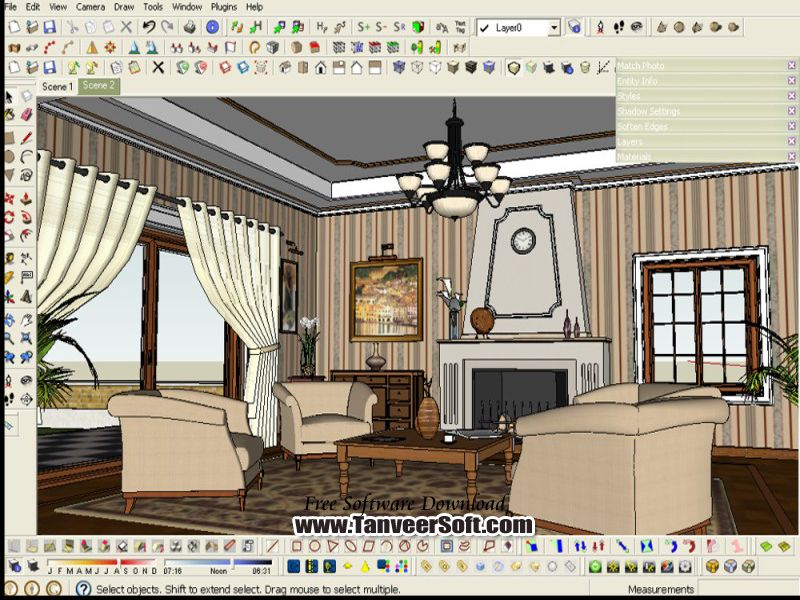 Sketchup Make 14 1 1282 Free Full Version At Some Purpose In Each