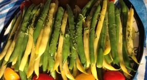 Green & Yellow Beans with Homemade Tarragon Vinegar - Wilmington, MA - Wilmington Advocate