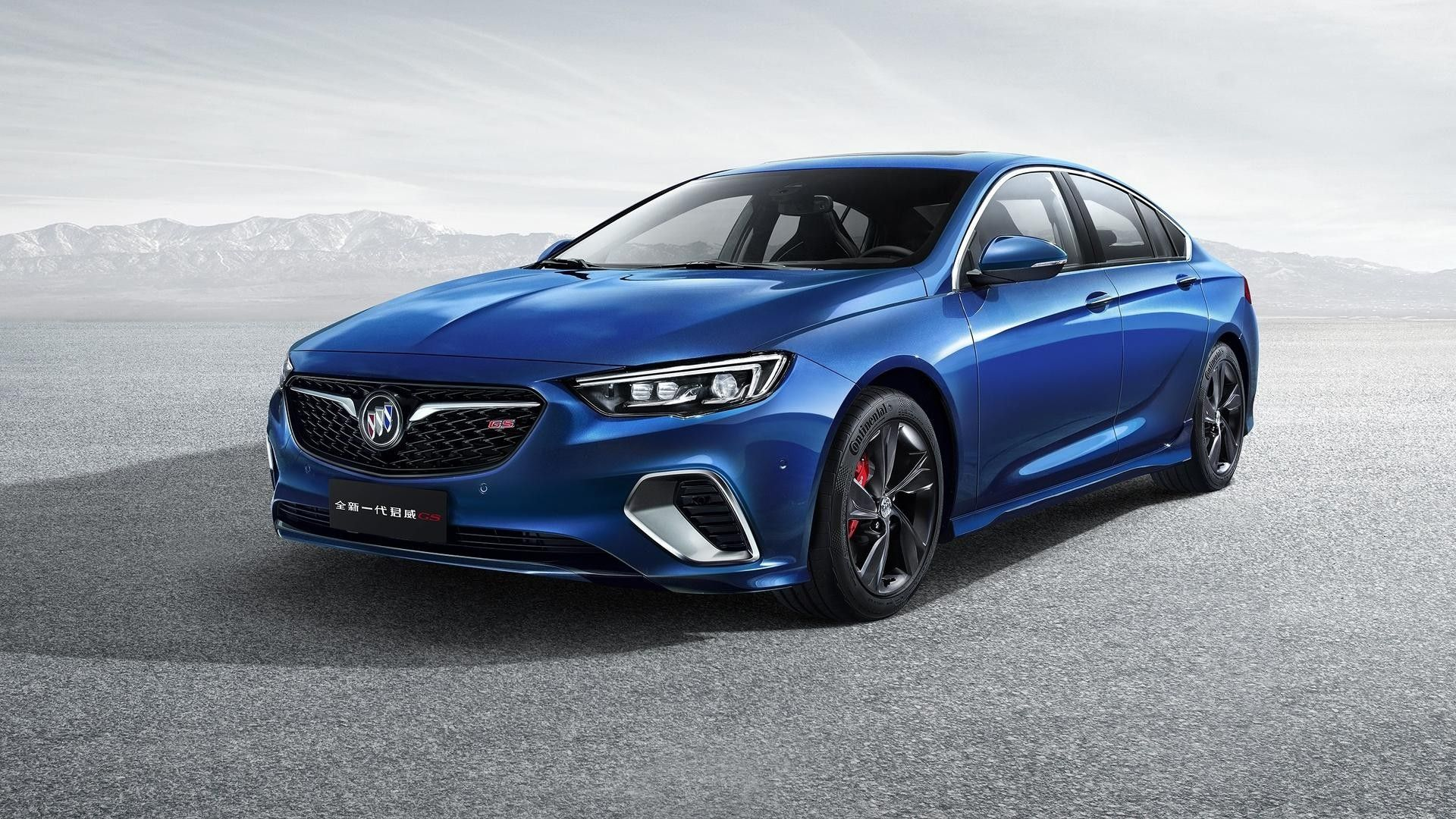 2019 buick regal gs coupe first drive  buick regal gs