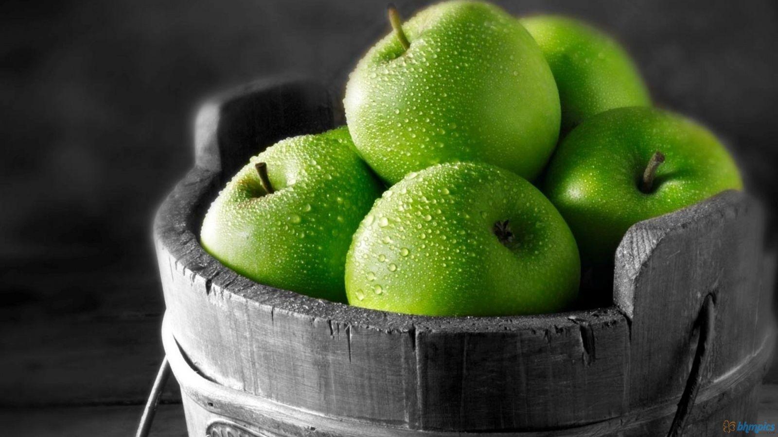 Fruit apple wallpaper - Green Apple Fruit For Whatsapp Status Images Jpg