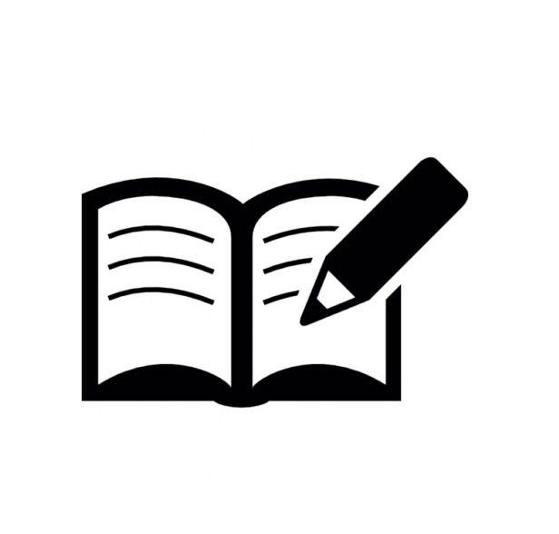 Resultado de imagen de icono alumno escribiendo