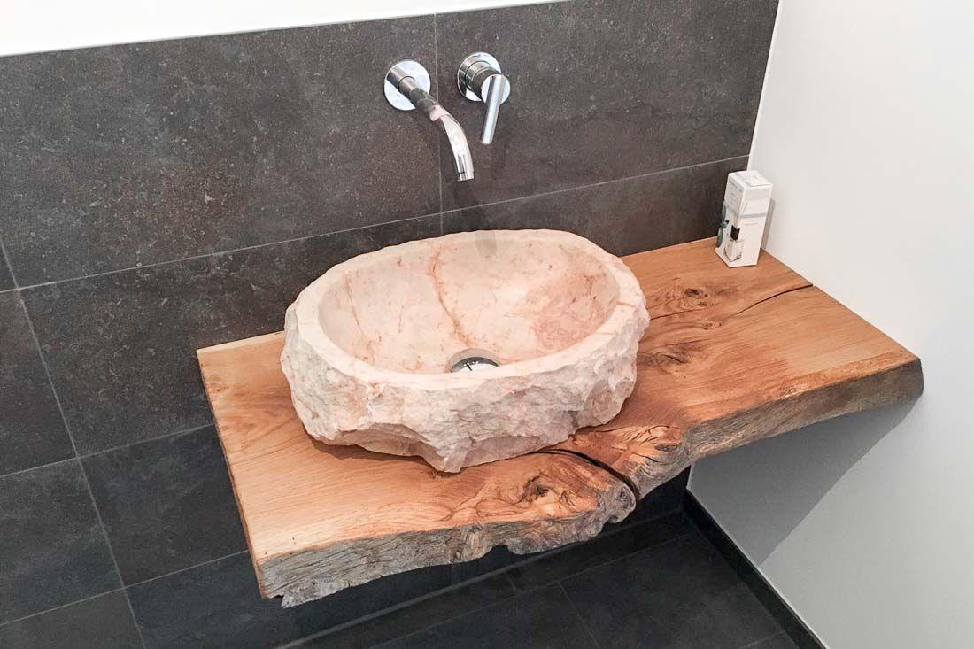 Waschtische Waschtroge Schreinerei Waschtroge Waschtisch Holzwaschtisch