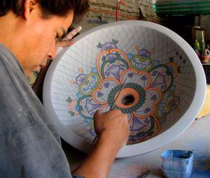 Gorgeous ceramic sink