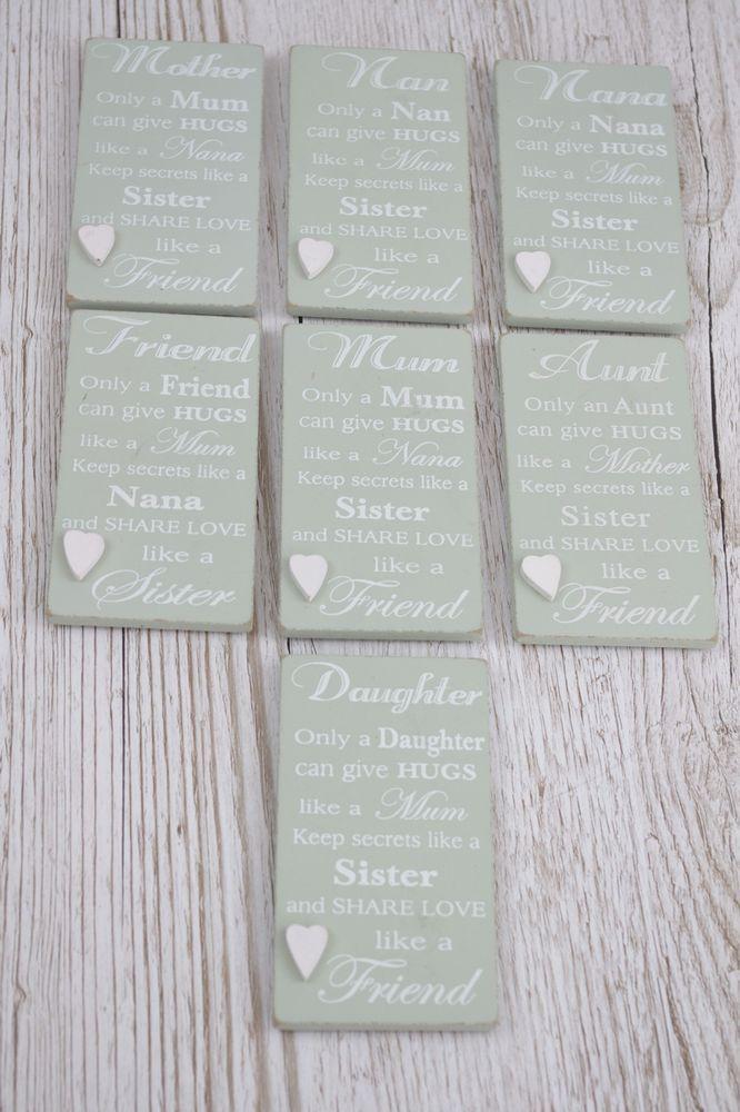 Mum Plaque Mums Like You Are Precious /& Few Free Standing Sign Cream 22cm F1060