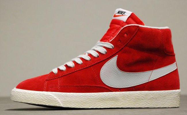 Nike Blazer Mid Premium VNTG Suede