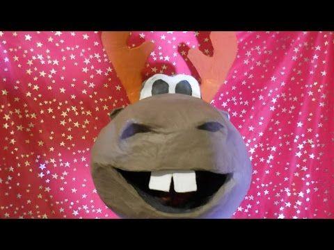 Der Ri-Ra-Rentiersong, lustiges Rentierlied zum mitmachen und bewegen, Kinderlieder von Thomas Koppe #nikolausgeschenkmann