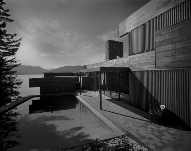 arthur erickson architect - Google Search | Arch | Pinterest ...