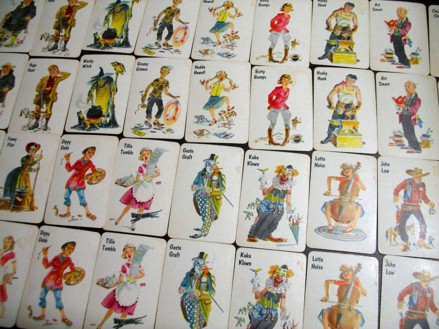 how to play old maid card game video